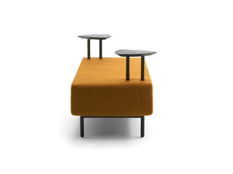 Calesita Sofa Dialog Bank mit Tisch