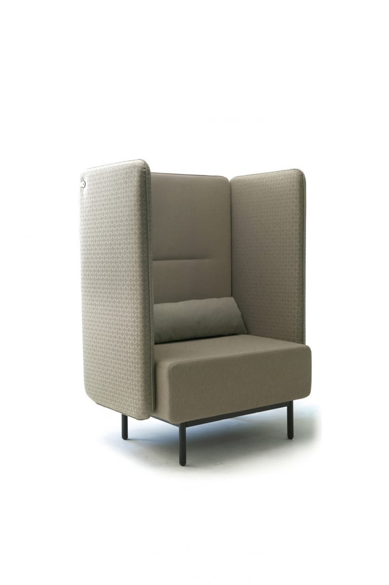 Calesita Sofa Dialog Sessel hoch