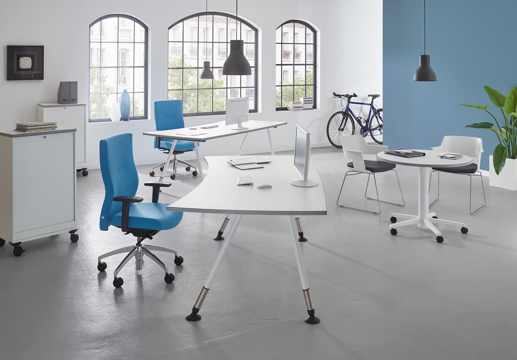 Produkte Schreibtischsysteme All in one fm44 Kombi
