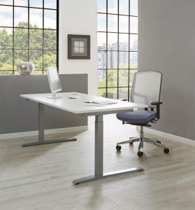 Produkte Schreibtischsysteme All in one fm69 Einzeltisch