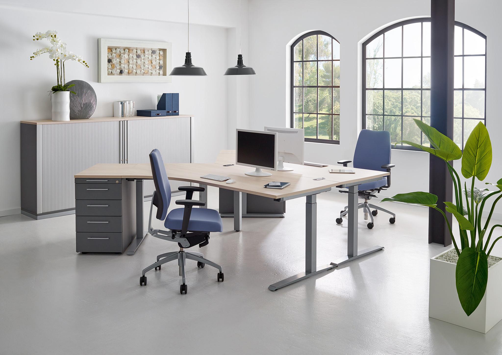 Produkte Schreibtischsysteme All in one fm69 Kombi