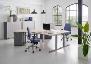 Produkte Schreibtischsysteme All in one fm69