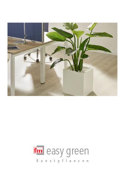 fm Büromöbel Produktkatalog - green
