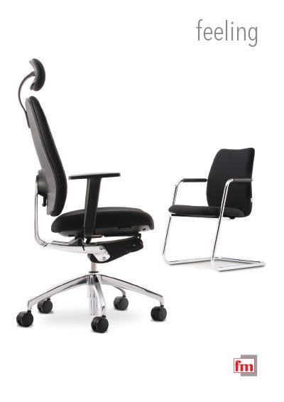 fm Büromöbel Produktkatalog - feeling