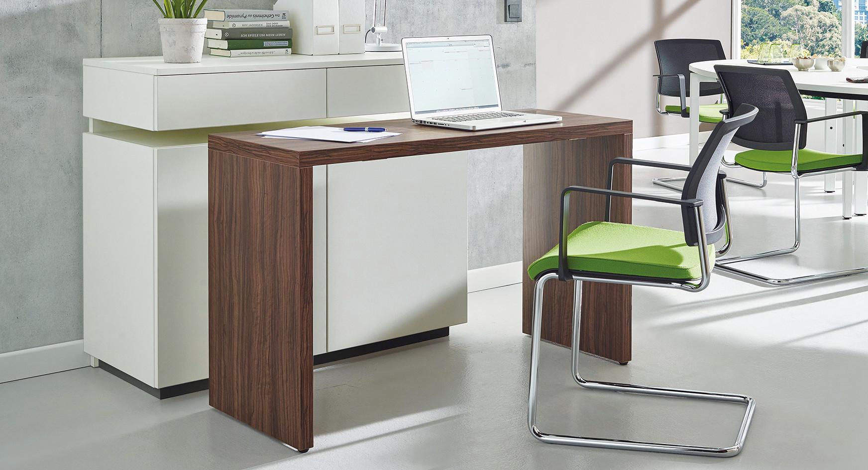Tisch oder Sideboard Sometimes Arbeitssituation