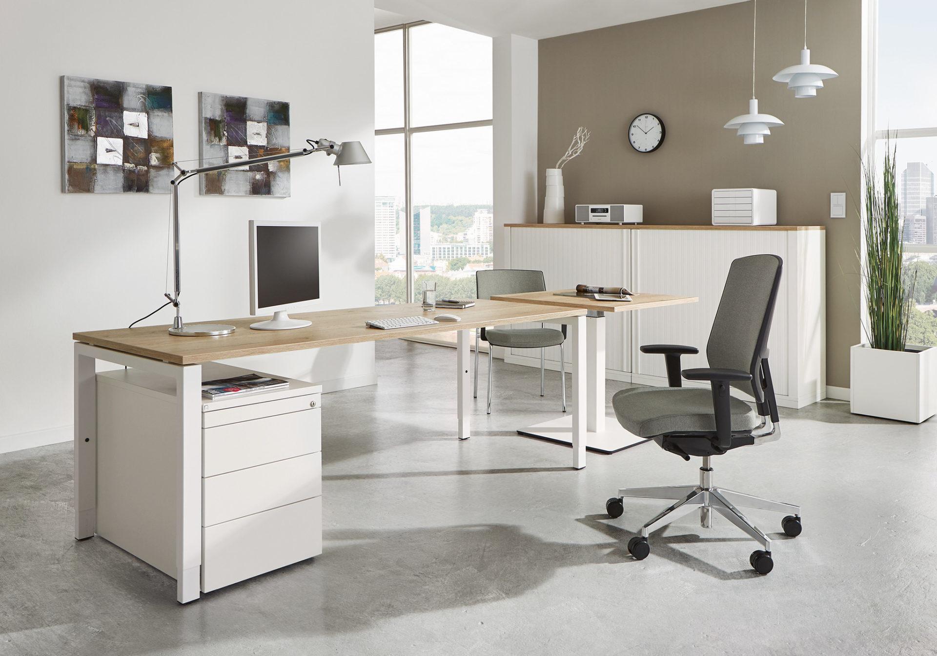 Bürodrehstuhl NetGo fm33 Kombi