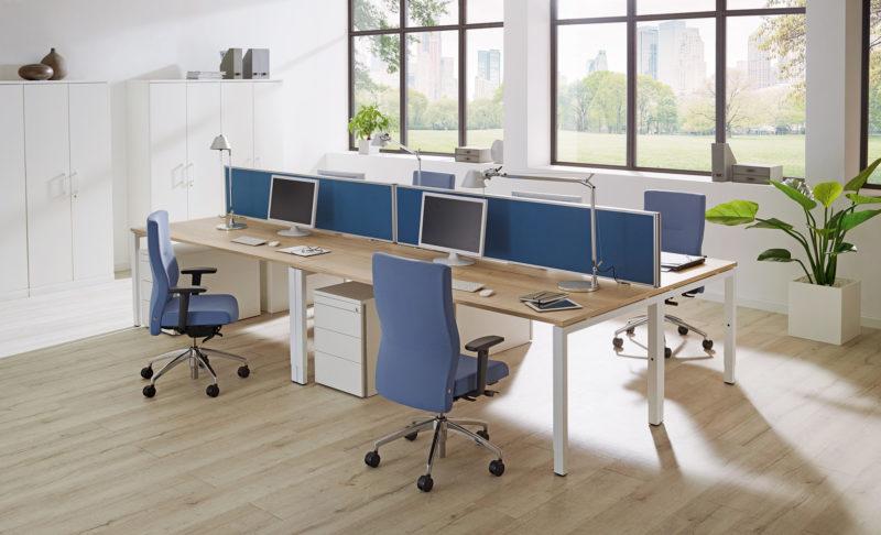 Bürodrehstuhl Startup2 fm33 Kombi