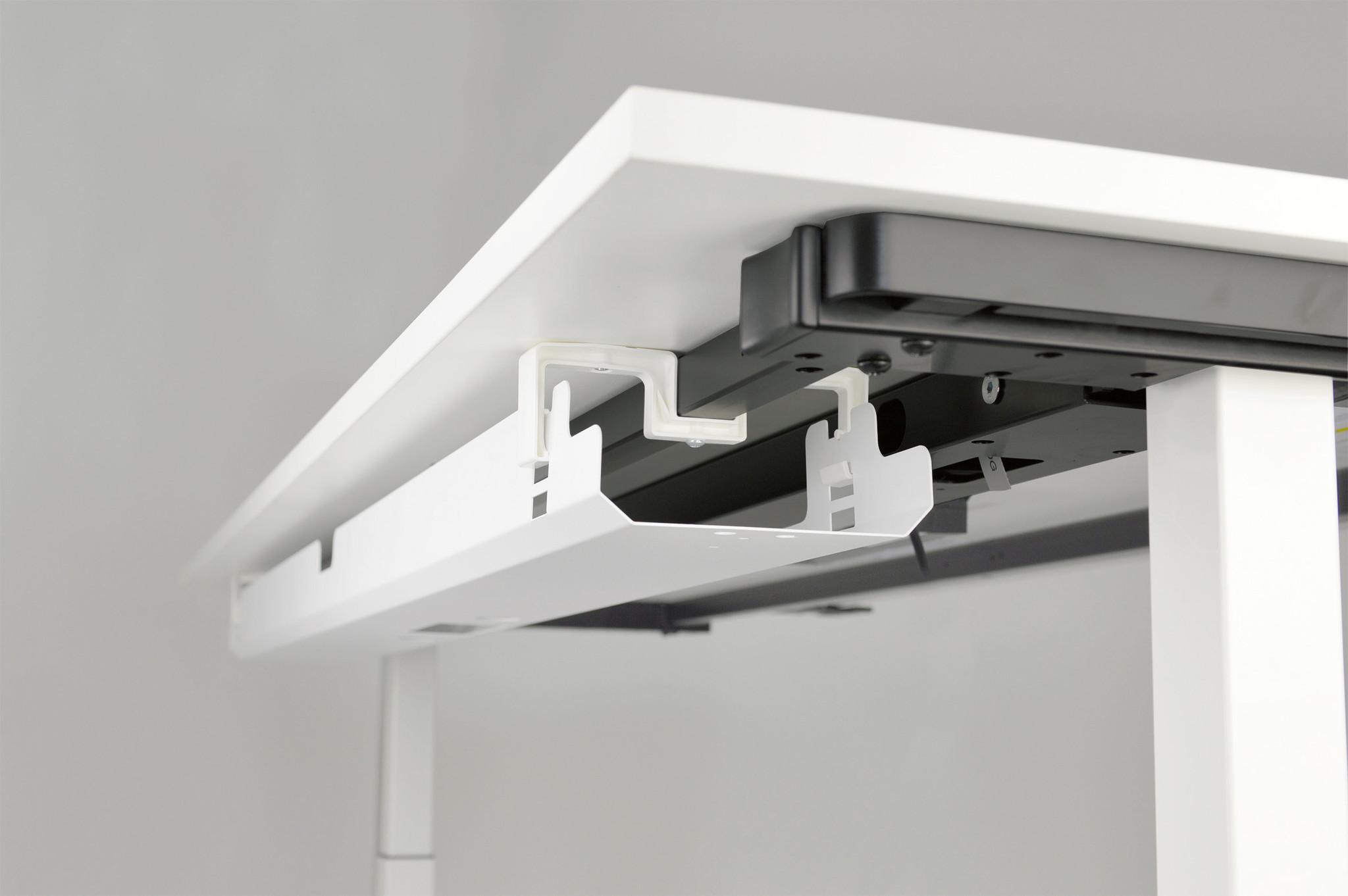 Schreibtischsysteme Zubehör Kabelkanal