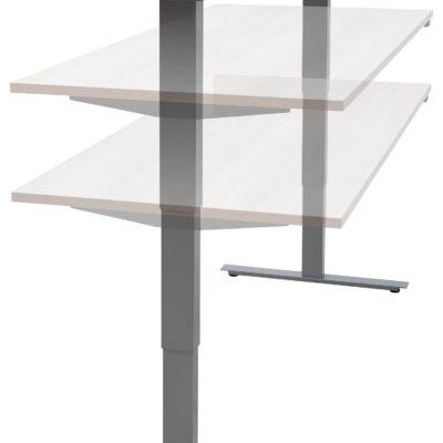 Sitztisch Stehtisch all in one move 2.0 höhenverstellbar