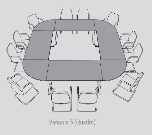 Konferenz und Meeting Konferenztisch Plangunsbild