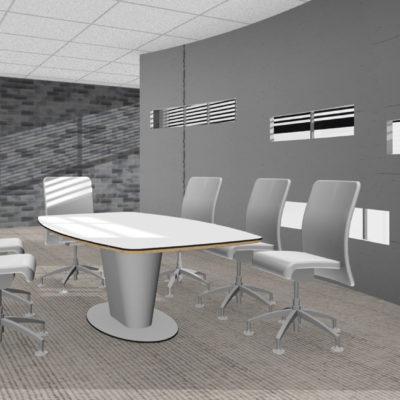Konferenz und Meeting Conventus Konferenztisch