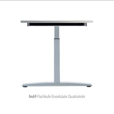 Produkte Schreibtischsysteme Gestellübersicht fm69