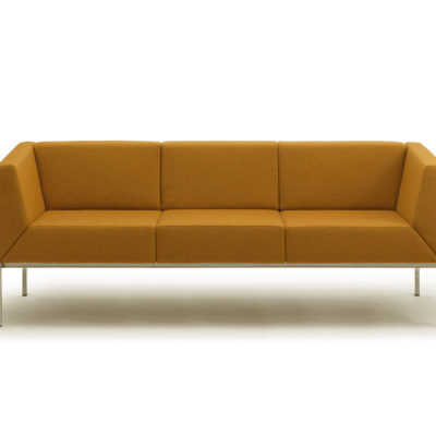 Calesita Sofa Spica 3er orange
