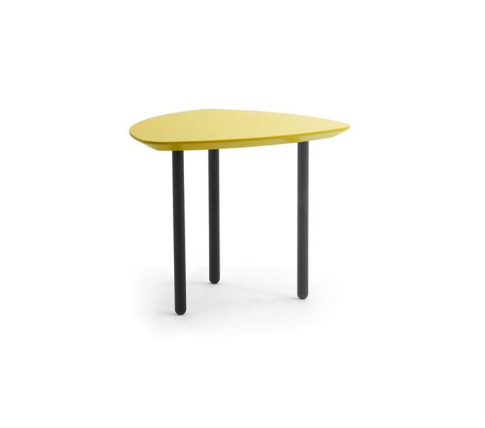 Calesita Tisch Tresta gelb