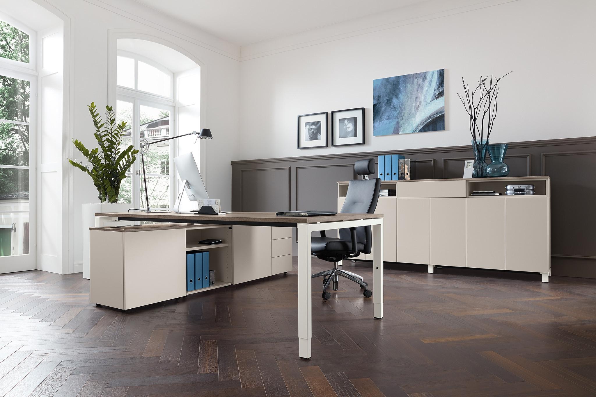 Sliderbild Schreibtischsysteme