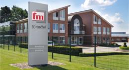 Fm Büromöbel Logo