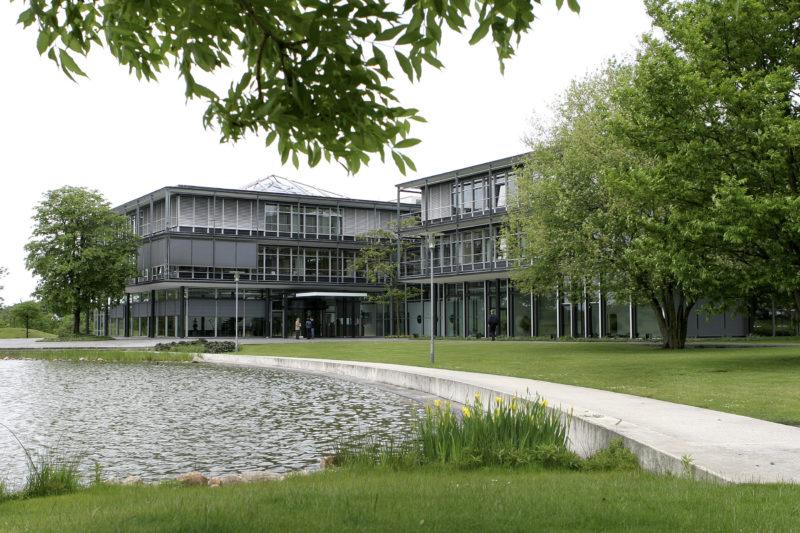 Eingangsbereich Bertelsmannstiftung