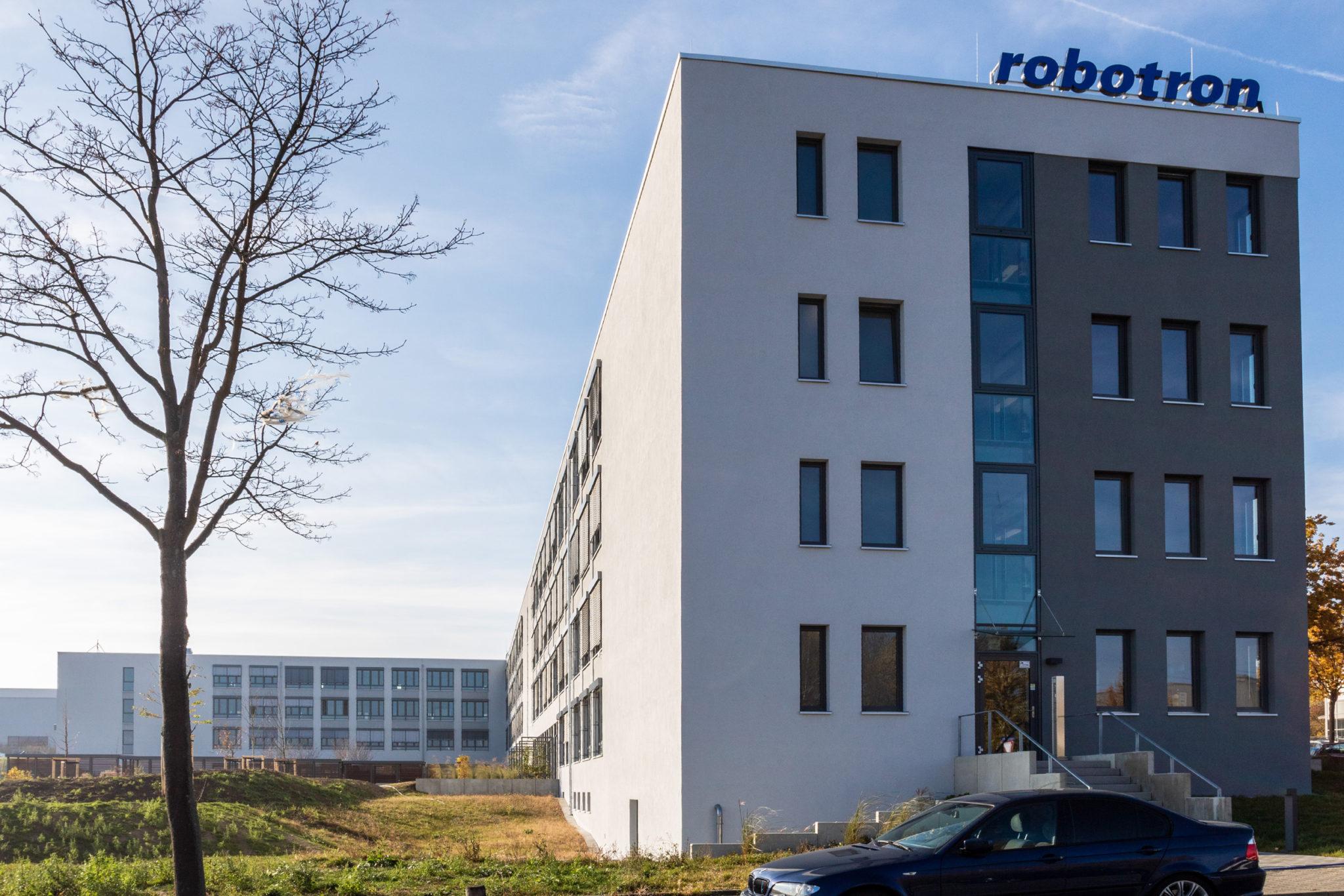 Robotron Aussenansicht