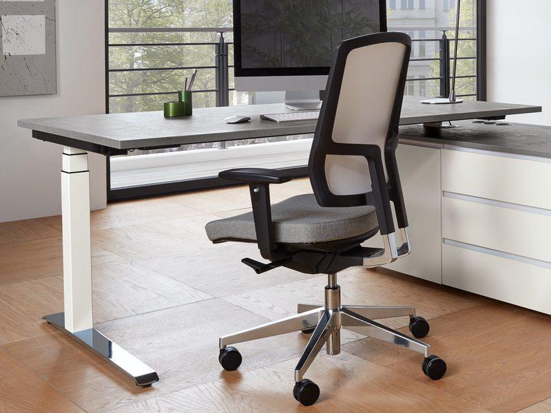Schreibtischsystem Bürodrehstuhl