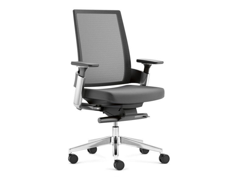 Bürodrehstuhl LeonX 3.6 schräg