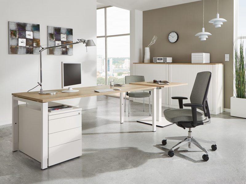 Produkte Schreibtischsysteme All in one fm33 Kombi