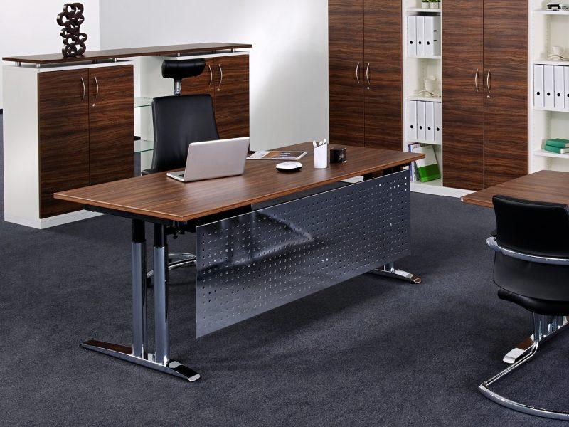 Produkte Schreibtischsysteme All in one fm55 Kombi Chef